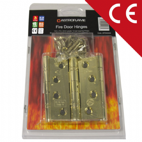Door Hinges - CE Marked